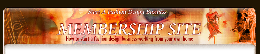 Start A Fashion Design Business Clothing Line Free Report